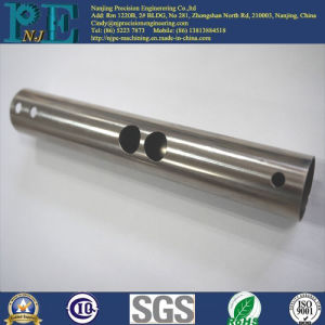 Good Quality Custom Laser Cutting Round Tube pictures & photos
