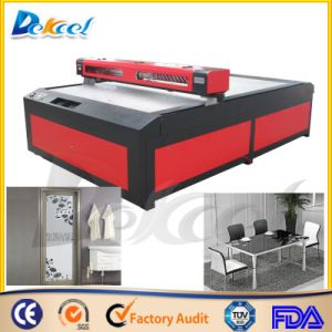 CNC Organic Acrylic Glass Engraving Machine Dek-1825 pictures & photos