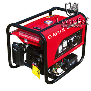 6.5kVA Elefuji Type Sh6500 Gasoline Generator pictures & photos