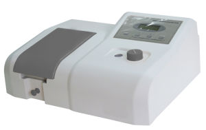 Lab Analyzer Vis Spectrophotometer pictures & photos