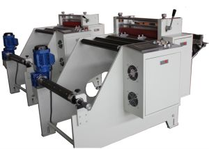 PLC Control Automatic Sheet Cutting Machine for High Quality pictures & photos