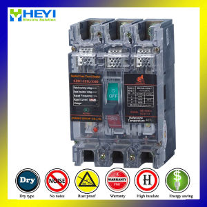 Cm1 400A 65ka 3 Pole Circuit Breaker pictures & photos