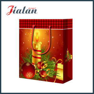 Nice Candle Printed Gift Paper Bag pictures & photos