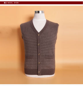 Bn1532 Yak Wool Sweaters/ Yak Cashmere Sweaters / Knitted Wool Sweaters pictures & photos