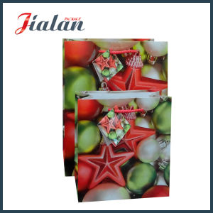 Full Printed Factory Directly Cheap Price Holiday Design Paper Bag pictures & photos