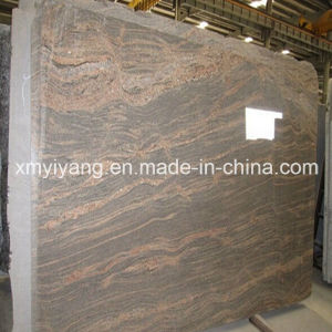 Colombo Juparana Granite Big Slab for Tops (YQA-GS1007) pictures & photos