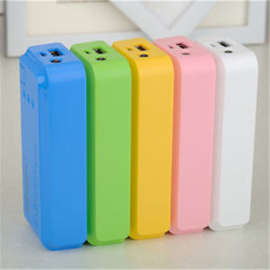 Easy Carry Promotional Gift 4000mAh Power Bank pictures & photos