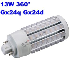 LED Plt Lamp 20W 15W 13W 11W 9W 100-277V 3 Years Warranty LED G24q-2 Light G24q-4 Base Option pictures & photos