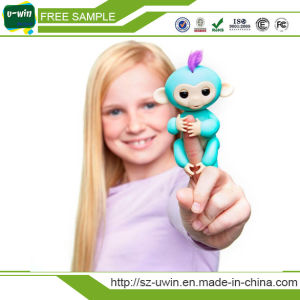 2017 Newest Design Interactive Finger Toys Wholesale Colorful Smart Fingerlings Monkey pictures & photos