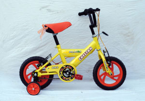 Popular Yellow Factory Price Good Quality Children Bike pictures & photos