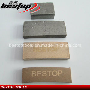 Diamond Tools Diamond Segment for Granite/Marble/Sandstone/Basalt/Concrete Saw Blade Cutting pictures & photos