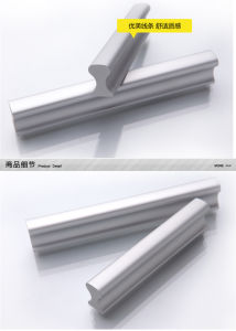 Anodized Aluminum Alloy Furniture Cabinet Handle (K0312) pictures & photos