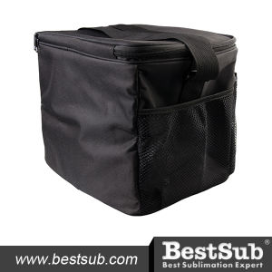Large Insulated Lunch Bag (Black) (KB17) pictures & photos