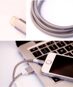 High Quality Fast Charge Datacable 1.5m for Apple pictures & photos