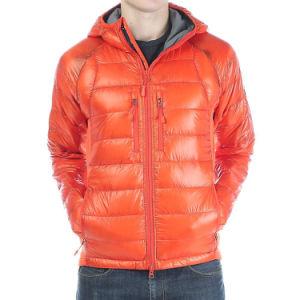 Primaloft Down Blend Men′s Warm Down Jacket pictures & photos