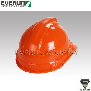 ER9108 CE EN 397 HARD CAP PE HELMET CONSTRUCTION HELMET pictures & photos