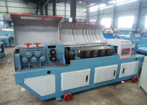 Top Quality Wire Straightening and Cutting Type Machine Gt 6-14 pictures & photos