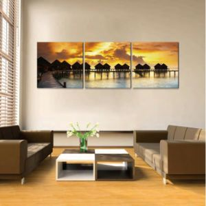 Living Room Interior Wall Decorative Wall Painting Stencils pictures & photos