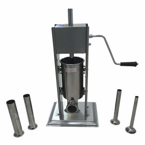 Stainless Steel Sausage Stuffing Machine for Homeuse Grt-Vss2 pictures & photos