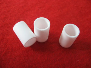 Thermal Analysis Alumina Ceramic Crucible with Lid pictures & photos