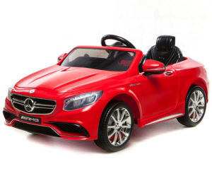 2016 Kid Mercedes Ride on Car Toy Licensed 12volt pictures & photos