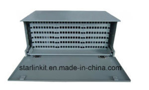 144 Port Slidable Rack Mounted Fiber Optic Patch Panel pictures & photos