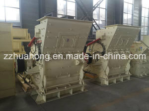 Huahong New Type Hydraulic Pressure Fiber Rock Hammer Crusher pictures & photos