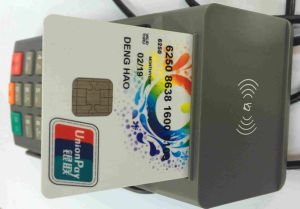 All in One Card Reader for RFID, Psam, Msr Card Reader (Z90) pictures & photos