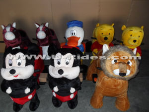 kiddie ride walking animals for Shopping Mall pictures & photos