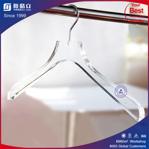 Elegant Unique Design Acrylic Clothes/Apparel Hanger pictures & photos