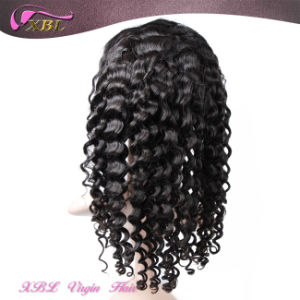 Hot Selling Full Lace Human Hair Wig pictures & photos