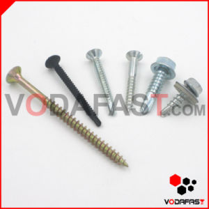 Self Drilling Screw Self Tapping Screw Wood Screw Drywall Screw pictures & photos