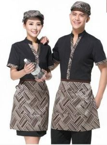 Summer Hotel Uniform for Restaurant Hotel Workwear pictures & photos