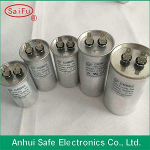2016 China Gold Supplier High Quality Cbb65 240VAC 30UF Capacitor for Sale with Self-Healing Property pictures & photos