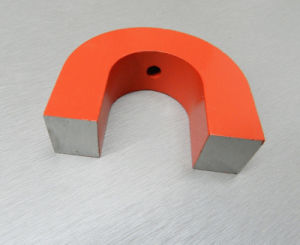 Permanent AlNiCo U Shape Horseshoe Magnet pictures & photos