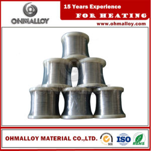 Quality Supplier Ohmalloy Ni80cr20 Electric Heating Wire for Plastic Moulding Dies pictures & photos