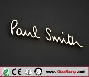 Vacuum Coating Acrylic Lighting Letter Signs pictures & photos
