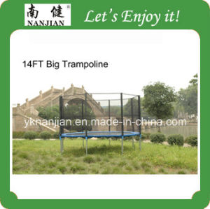 2014 Best Selling Fourstar Trampoline Bed Tent (6~16FT) with Ladder pictures & photos