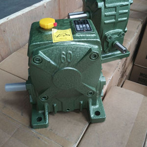 Wpa Series Worm Gearbox Machine Manuefactory Made in China Wpa Right Angle Gearbox pictures & photos
