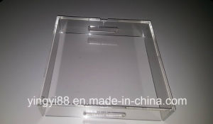 Custom Clear  Acrylic Plastic Serving Tray pictures & photos