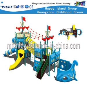 Pirate Ship Series Playground Children Outdoor Playground Equipment (HD-03401) pictures & photos