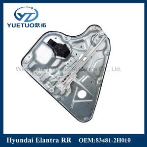 Elantra Car Window Glass Regulator for Hyundai 83471-2h010, 83481-2h010 pictures & photos