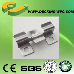 Cheap Price Hidden Fastener for WPC Decking pictures & photos