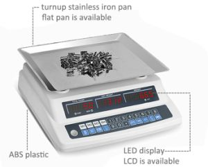 Counting Scales Digital Scale for Sale pictures & photos