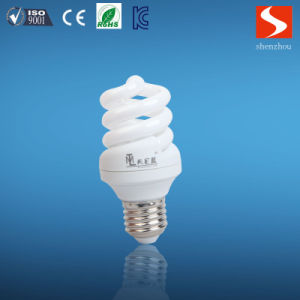 Full Spiral 7W Energy Saver Bulb pictures & photos