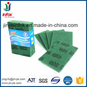 The Kitchen Cleaning, Nylon Scouring Pad, Scouring Pad pictures & photos