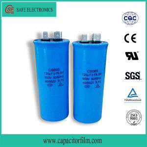 Cbb65 Oil Filled Anti-Explosion Capacitor pictures & photos