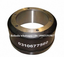 Hot Selling BPW Brake Drum 0310677560 Auto Spare Parts pictures & photos