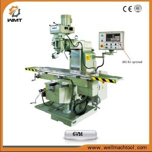 Milling Machine with Ce Approved (Universal milling equipment) 6vm pictures & photos