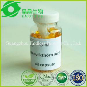 Top Selling Seabuckthorn Seed Oil Capsule 500mg or OEM pictures & photos